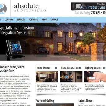WordPress Development Absolute AV