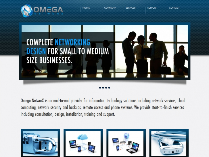 WordPress Development Omega