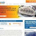 WordPress Theme Development Renewable Power