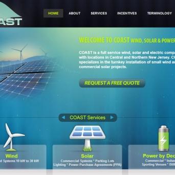 HTML Development Coast
