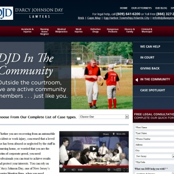 WordPress Theme Development DJD