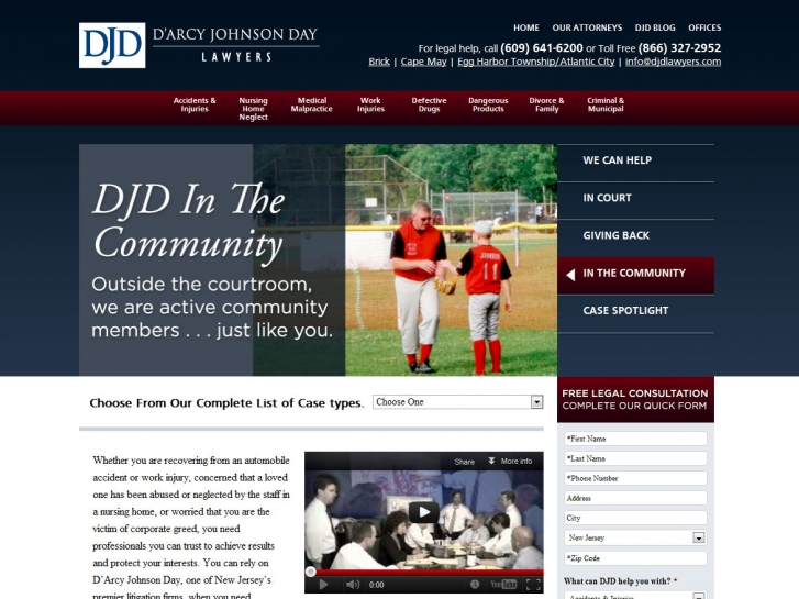 WordPress Theme Development DJD