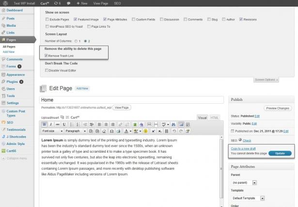 wordpress_plugin_development_disable_delete